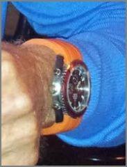 Duur horloge gespaard!