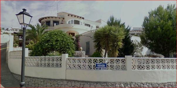 Villa André en Joke in Murla.