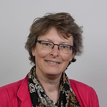 Prof. dr. S.C. van Bijsterveld (CDA), Vice voorzitter.