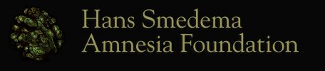 Official website of the 'Hans Smedema Amnesia Foundation'