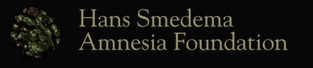 Hans Smedema Amnesia Foundation!