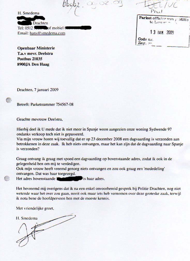 Voorloop strafzitting corrupte politierechter Jeroen van Bruggen!