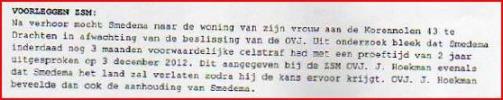 Waarom is rechercheur Bart van Someren corrupt?