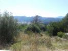 Uitzicht vanuit terras Xalo, Spain