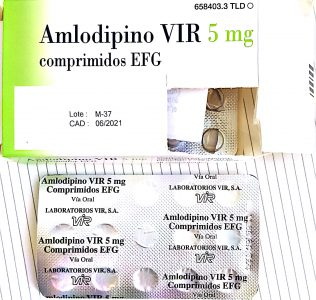 Spain helps corrupt Dutch with Antipsychotic hidden in Amlodipine Vir!