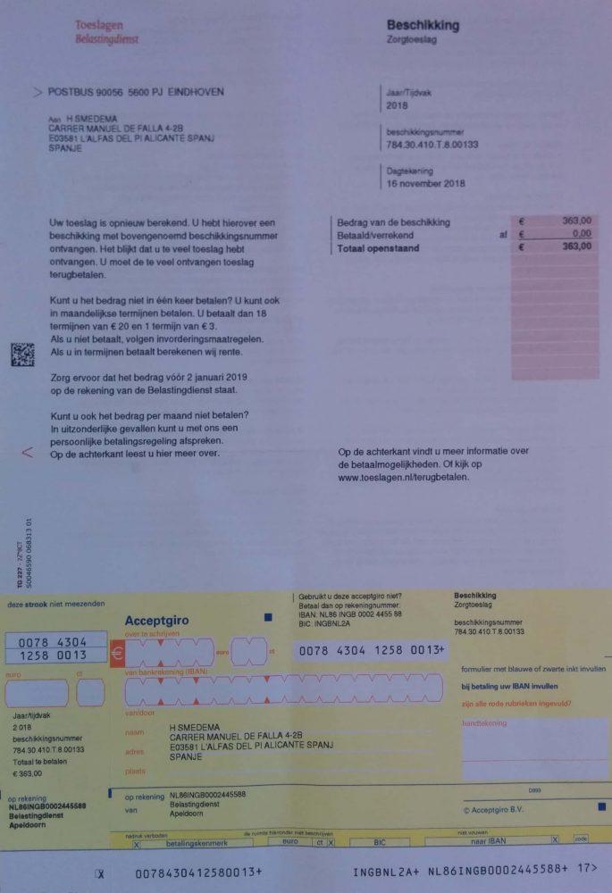 Justitie Maffia samenzwering met Ministerie Financiën?