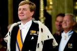 Dutch King Willem Alexander