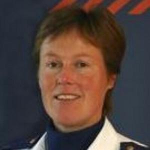 Sylvia te Wierik Districtschef politie Drachten!